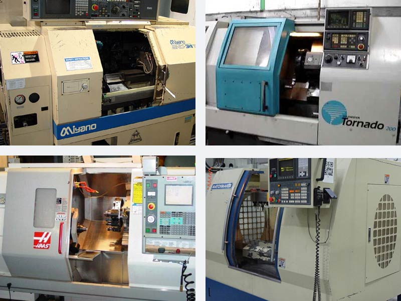 Precision machine tools in Chesterfield